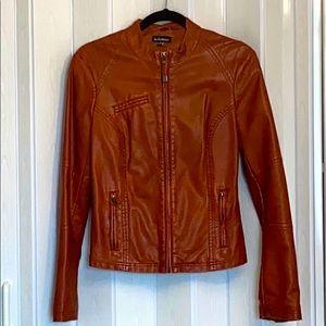 Le Chateau Faux Leather Moto Jacket